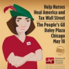 Join MTO at National Nurses United's People's G-8 Rally THIS FRIDAY 5/18!