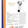 MTO's 27th Annual Bowl-A-Thon – August 23rd