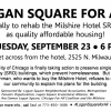 Rally To Save Affordable Housing In Chicago!