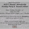 You're Invited! MTO's Annual Membership Holiday Party