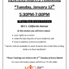 Tenants Rights Workshop – 1/12/16