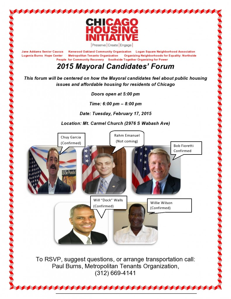 Mayoral Candidates Forum Flyer 2-17-15-1-page0001