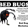 Bed Bug Seminar & Cosi Sandwiches: Thursday, Jan 20th at 6pm