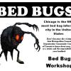Bed Bug Seminar & Cosi Sandwiches: Thursday, Jan 20th at 6pm