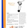 MTO's 27th Annual Bowl-A-Thon – August 23rd