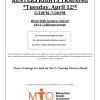 Tenants Rights Training – 4/12/16