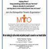 MTO Volunteer Training – 6/11/16