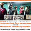 PREACH! A Comedic Benefit for Serious Housing Justice