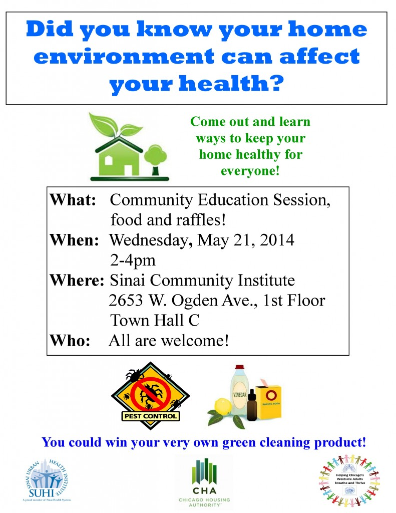 Green Cleaning Education Session_Flyer_5.21.2014-page-0
