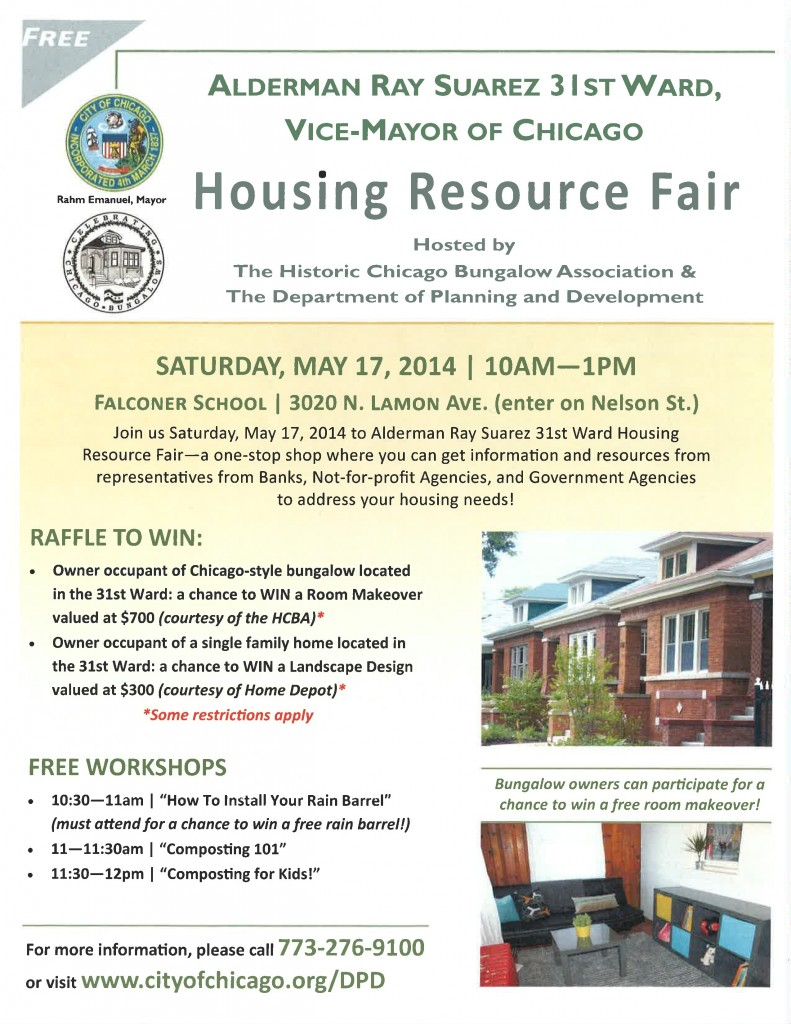 2014 Housing Fair _ 31st Ward-page-0