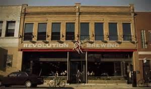 Revolution Brewing Building